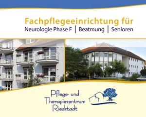 Pflege und Therapiezentrum | Riedstadt
