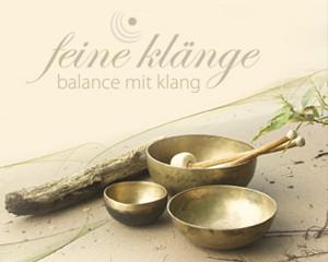 feine klänge – balance mit klang